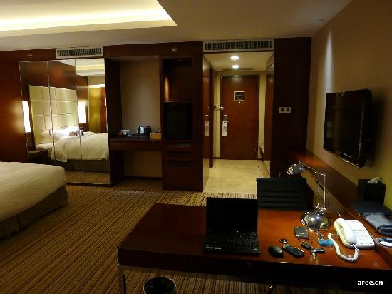 Holiday Inn Yinchuan International Trade Center: 豪华房46平米