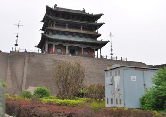 Pingyao Cheng Jia Hotel: 平遥古城墙