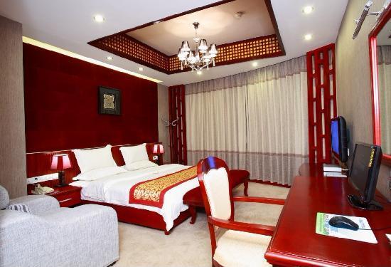 Pingguo County, จีน: 酒店客房