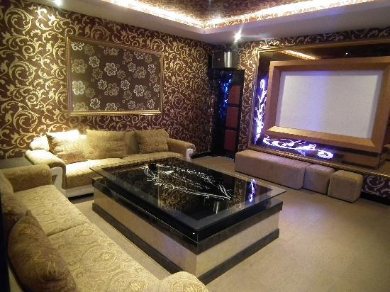 Chundu Hotspring Resort: 酒吧房间