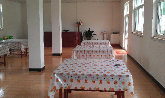 Meile Farmer House: 餐厅
