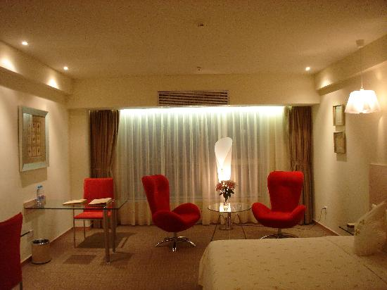 Congwen Hotel: 从文酒店客房