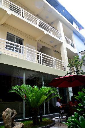 Sihai Hotel: 酒店花园