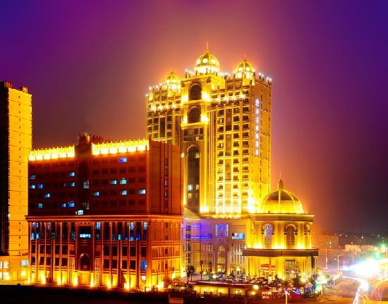 Grand Link Hotel: 酒店夜景