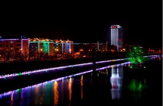 Huancheng Kaisidun Hotel: 照片描述