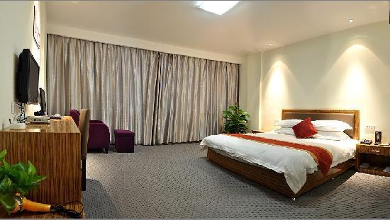 Mingjue Business Hotel: 豪华大床房