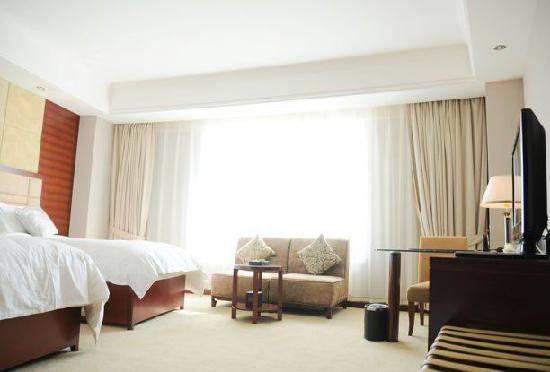 Tiandu International Hotel: 高级双人房