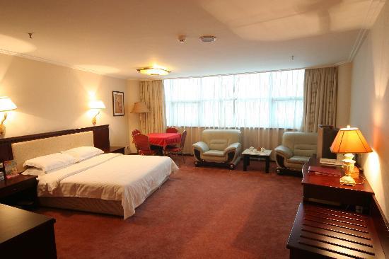 Lily Hotspring Hotel: 豪华单人房