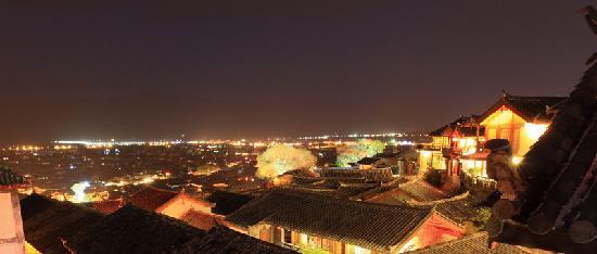 LiyangYage Hostel: 观夜景