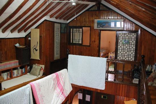 Homo nomad Guesthouse: 二樓F室