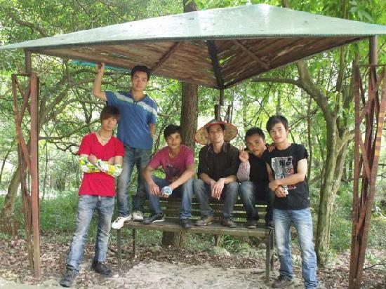 Jiulong Waterfalls of Guangxi: 100