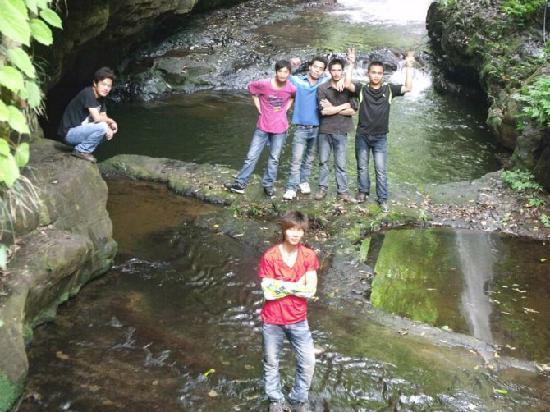 Jiulong Waterfalls of Guangxi: 123