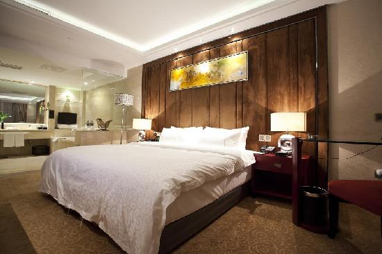 Minghao Hotel : 商务套房
