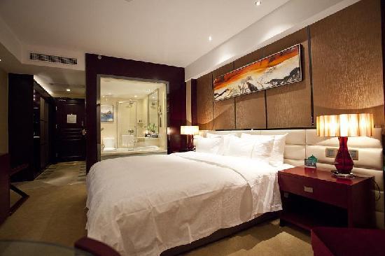 Minghao Hotel : 豪华单人间