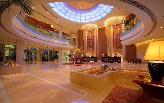โรงแรมเกอหัว นิวเซ็นจูรี: 酒店大堂
