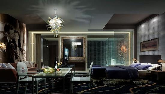 Nine Dynasty International Hotel : 奢华间
