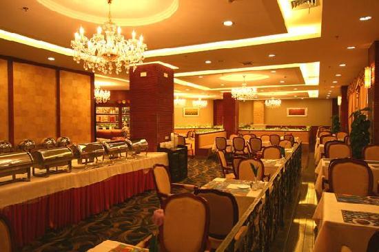 Shanshui Building : 西餐厅