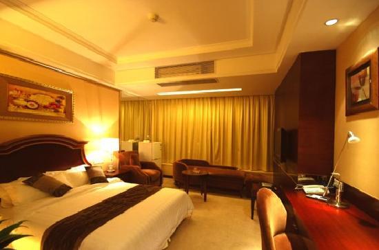 Nomo Grand Continental Service Apartment : 豪华大床房