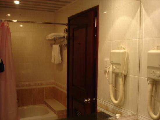 Shanghai Weimeng Habitat Forest Resort Hotel : 照片描述