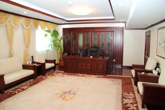 Baochi Hotel: 客厅