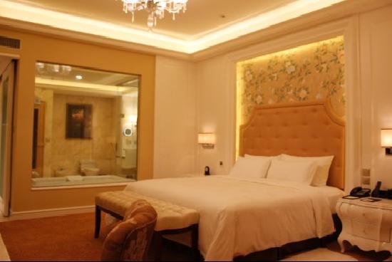 Venus Huangjia Hotel Shenzhen Shajin Qilin