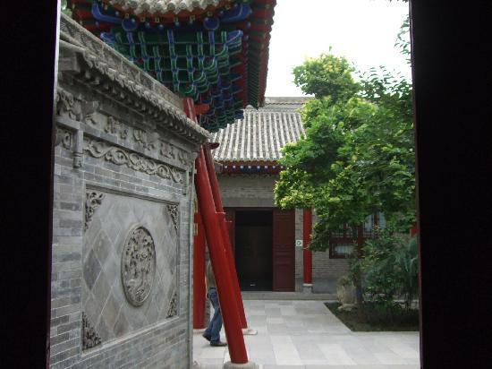 Xianyang Museum (Xianyang Bowuguan): C:\fakepath\DSCF4749