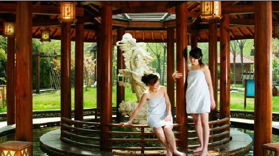 Huayu Hotspring Holiday Hotel Gu'an