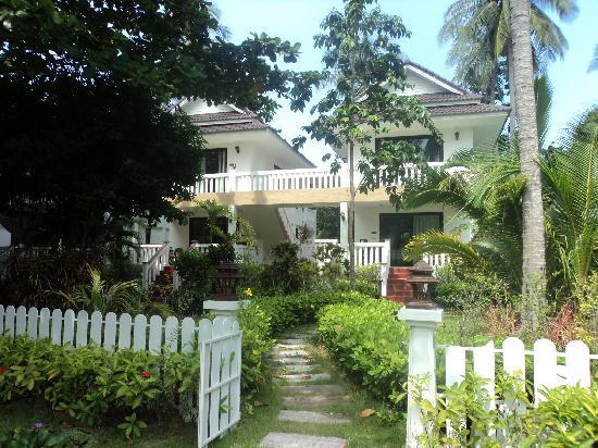 Rayaburi Resort (Racha Island): 我们住的园景房