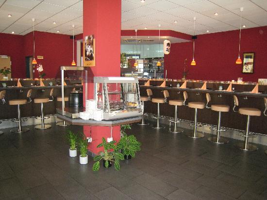 Fuji Sushi Bar : Schone ,komortable Umgebung