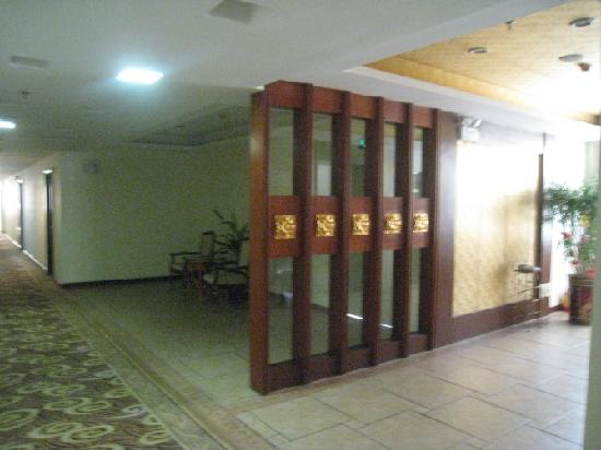 Yin Xing Hotel: 客房区域