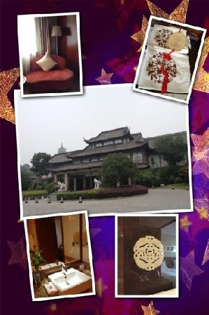 Huijin Lakeview Hotel : 酒店内外
