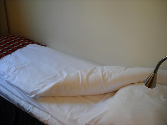 Thon Hotel Astoria: 床