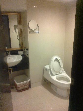 Guangdong Hotel : 洗手间