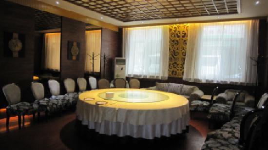 Sanqiao Hotel: 包间