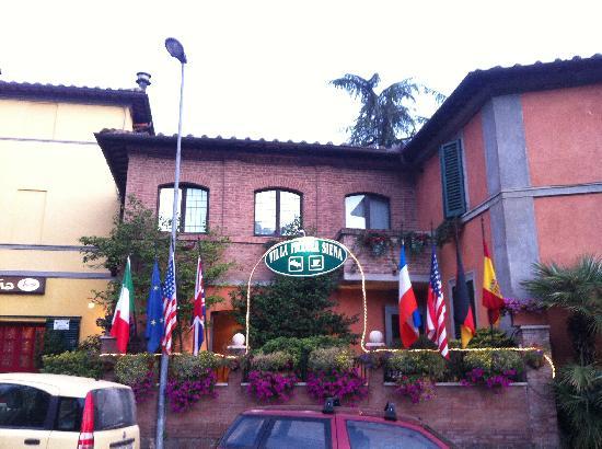 Villa Piccola Siena: IMG_1406