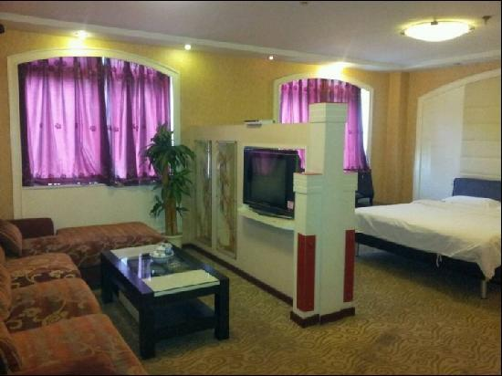 Home Inn Tangshan Jianshe Road Government: getlstd_property_photo