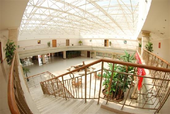 Jinhaiwan Resort: 大堂