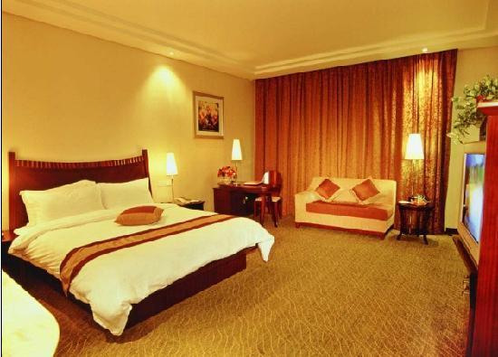 Boyue International Hotel Dongguan Houjie Wanda Plaza: 行政单人房