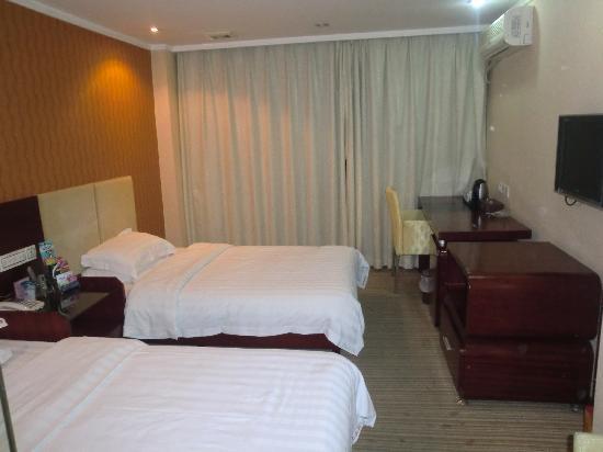 Hongcheng Hotel: 标准双人房