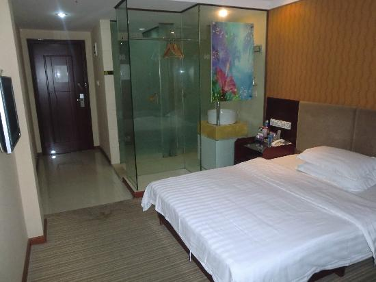 Hongcheng Hotel: 豪华单人房