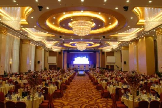 Hotel De Royce: 酒店千人宴会厅--白金汉宫
