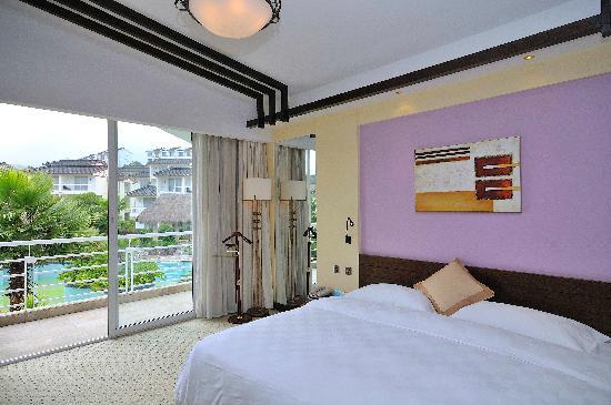 Guan Fang Hotel : 单人房