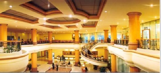 Garden Hotel Chenghai : 酒店大堂