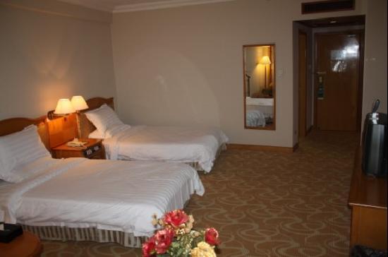 Garden Hotel Chenghai : 酒店标准房