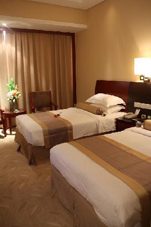 Ziwei Garden Hotel: 豪华双人间