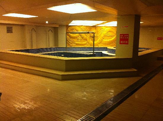 Jiulong Hotel : 大浴场