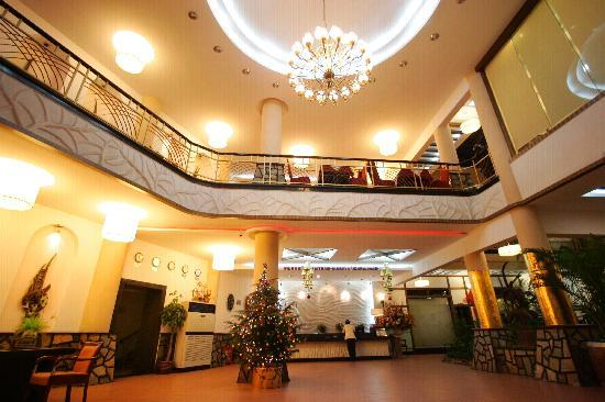 Haixu Garden Hotel: 酒店大厅