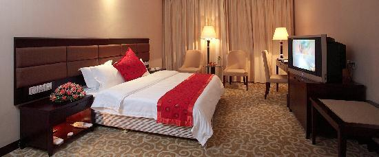 Tiantai New Century Hotel: 高级单间
