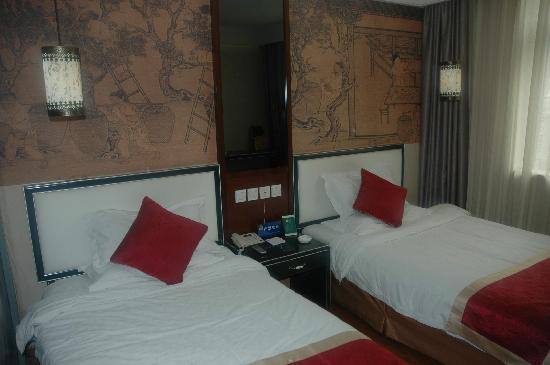 Dikuang Hotel: 房型欣赏