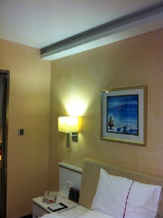 Bestel Hotel: 客房一角